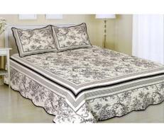 Cuvertura de pat pentru 2 persoane Truva Mistery