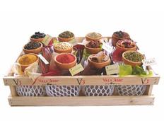 Set 12 borcane pentru condimente Le Conserve