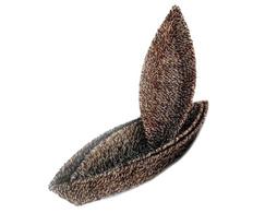 Cos din franghie in forma de barca 15x49 cm