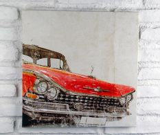 Tablou Vintage Car IV