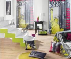 Perdea  New York Colors 140x240 cm