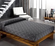 Set de pat Osaka Royal Grey 180x260cm