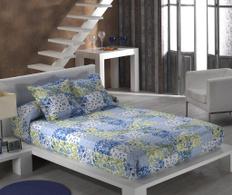 Set de pat Aina Azur 180x270cm