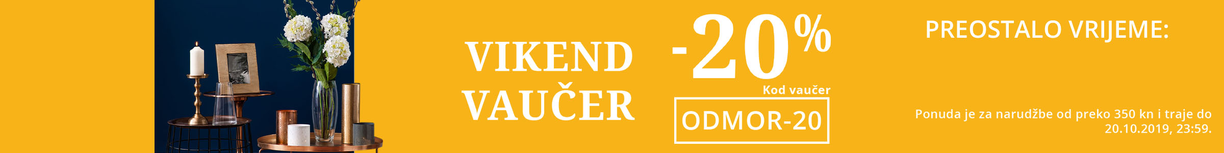 Weekend Voucher