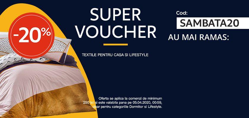 Super Voucher Textiles Lifesty