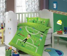 Lenjerie de pat pentru copii Soccer
