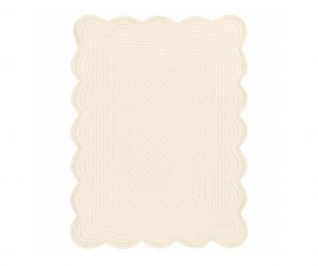 Individual Feuille New Ivory 34x48 cm