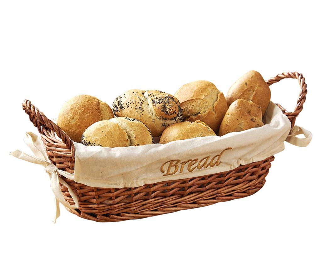 Košara za kruh Country Brown