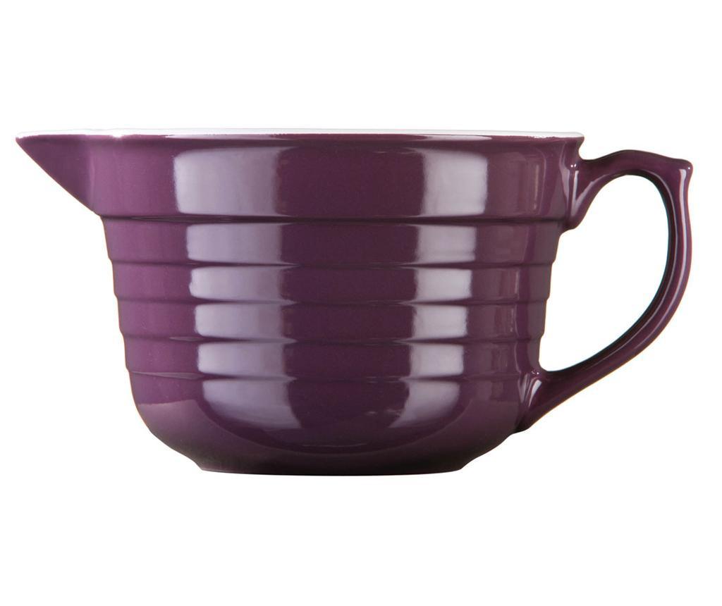 Lines Purple Kelesztő tál 2 L