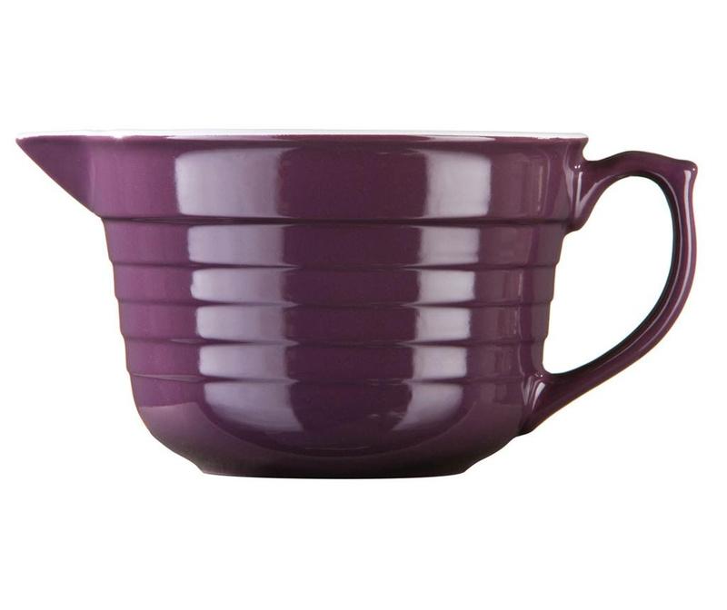 Bol pentru aluat Lines Purple 2 L