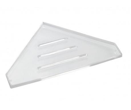 Plastični nosilec za kotni regal