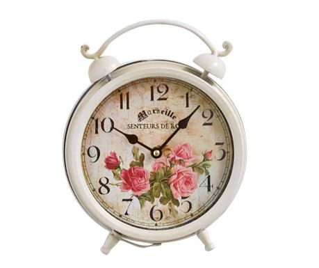 Zegar stołowy Senteurs de Rose