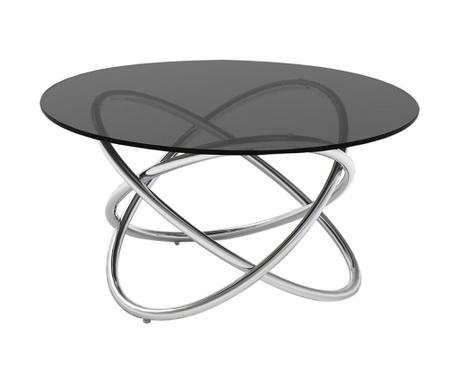 Konferenční stolek Round Smoke
