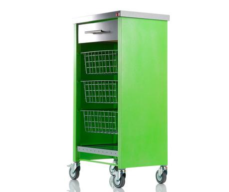Kuchyňský vozík Chelsea Green
