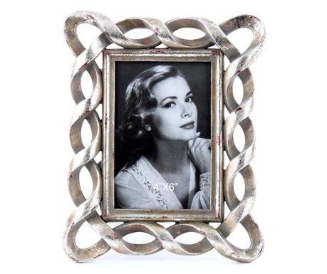 Okvir za slike Greta Antique Silver