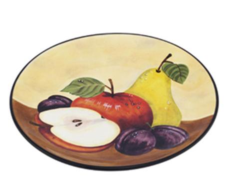 Mělký talíř Toscana