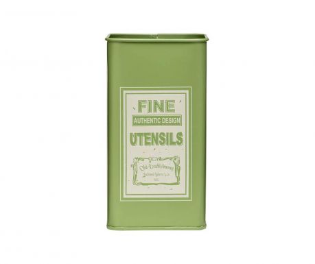 Kitchen utensils holder Whitby Green