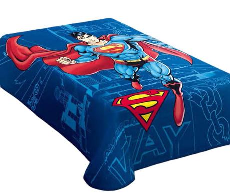 Lezárult akció Superman Takaró 160x220cm 52a1ae1aa2