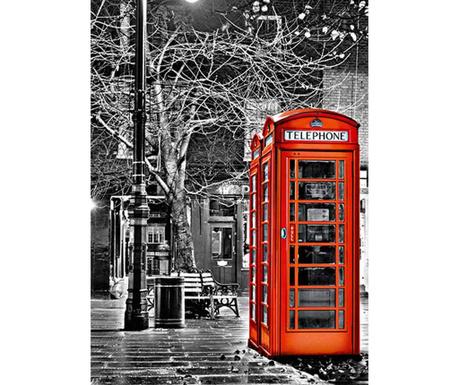 Telephone Tapéta 183x254 cm