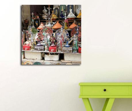 Πίνακας Oriental Lab 45x45 cm