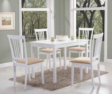 Uranus White Asztal