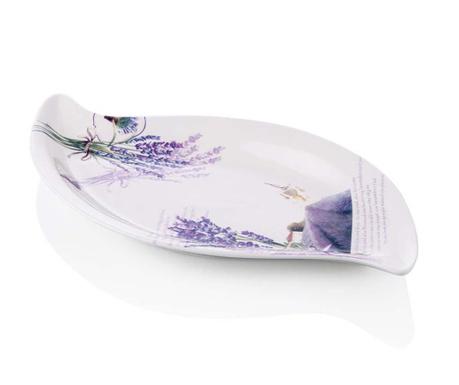 Lavender Szervírozó tál