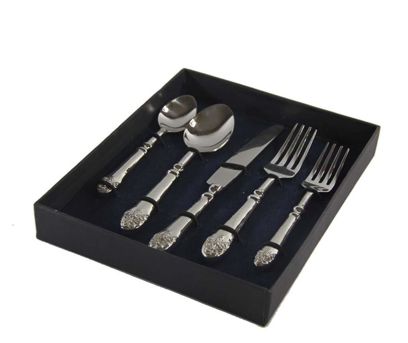 5-dijelni set pribora za jelo Family