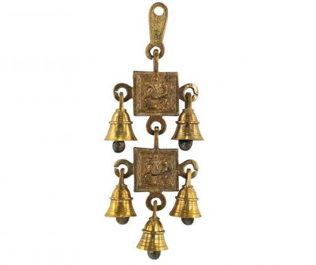 Nástěnná dekorace Ganesha Five