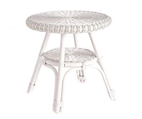 Stolić za vanjski prostor Allis White