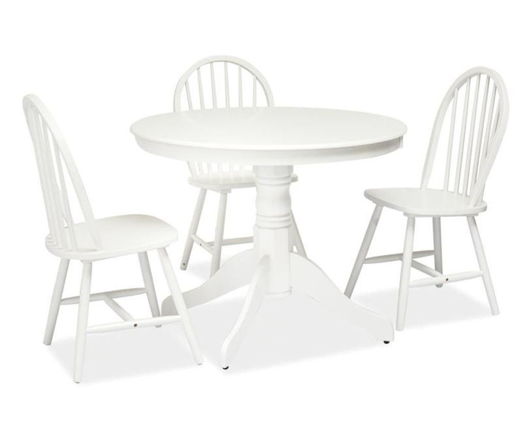 Windsor White Asztal