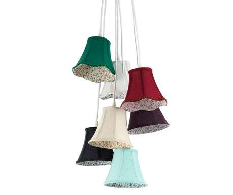 Závěsná lampa Bells