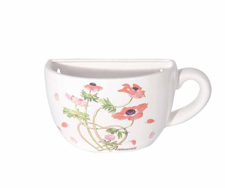 Doniczka ścienna Anemone Teacup