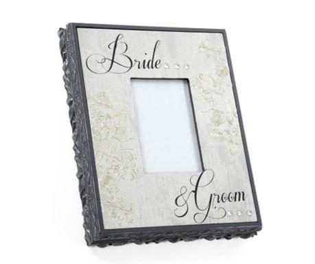 Ramka foto Elegant Bride & Groom
