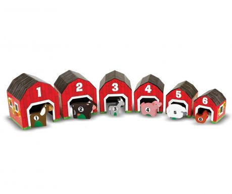 Set 12 igračaka Tiny Farm