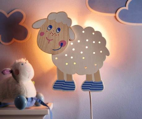 Нощна лампа Lambkin