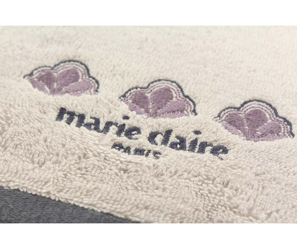 Prosop de baie Marie Claire Lilac 50x90 cm