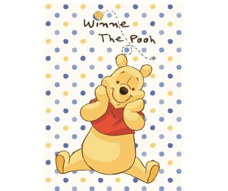 Lezárult akció Winnie The Pooh Blue Takaró 616149f7a7