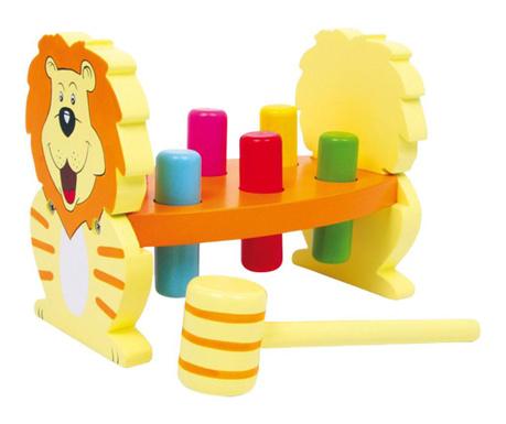 Joc de indemanare cu ciocan Lion