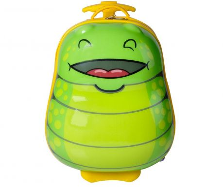 Bouncie Bug Lemon Gurulós gyerek bőrönd 13 L
