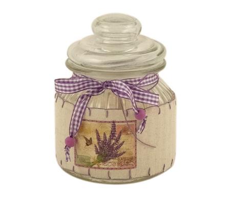 Recipient cu capac Sweet Lavender