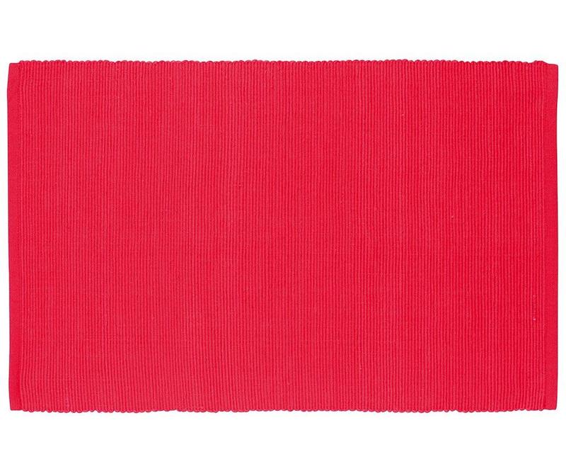 Foster Red Tányéralátét 30x43 cm