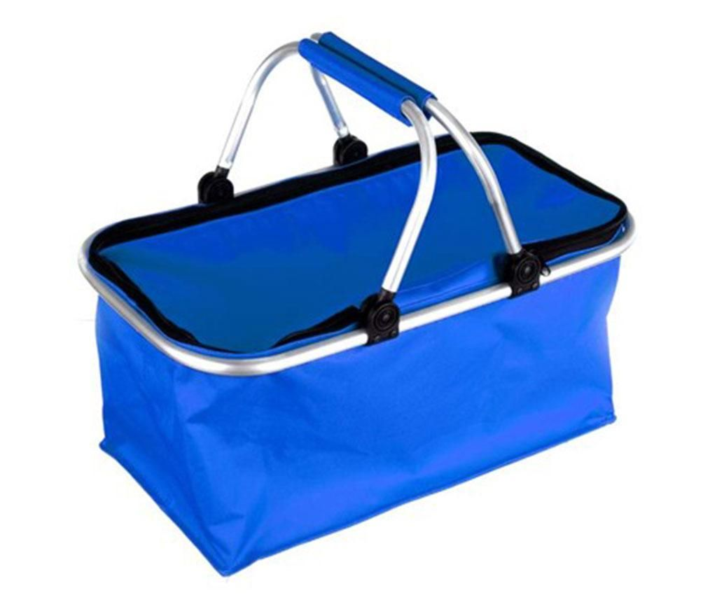 Camping Blue Piknik kosár