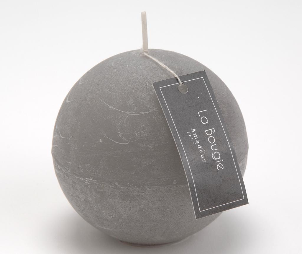 Sphere Grey Gyertya