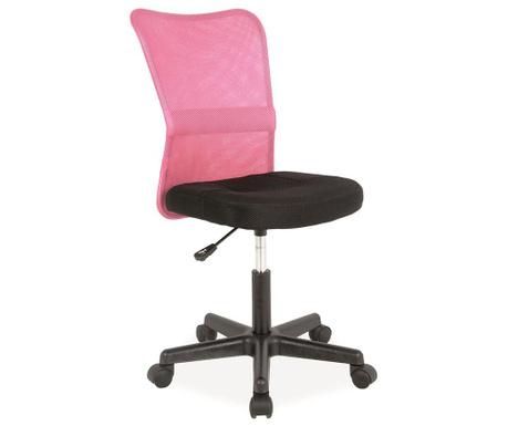 Pisarniški stol Klein Pink