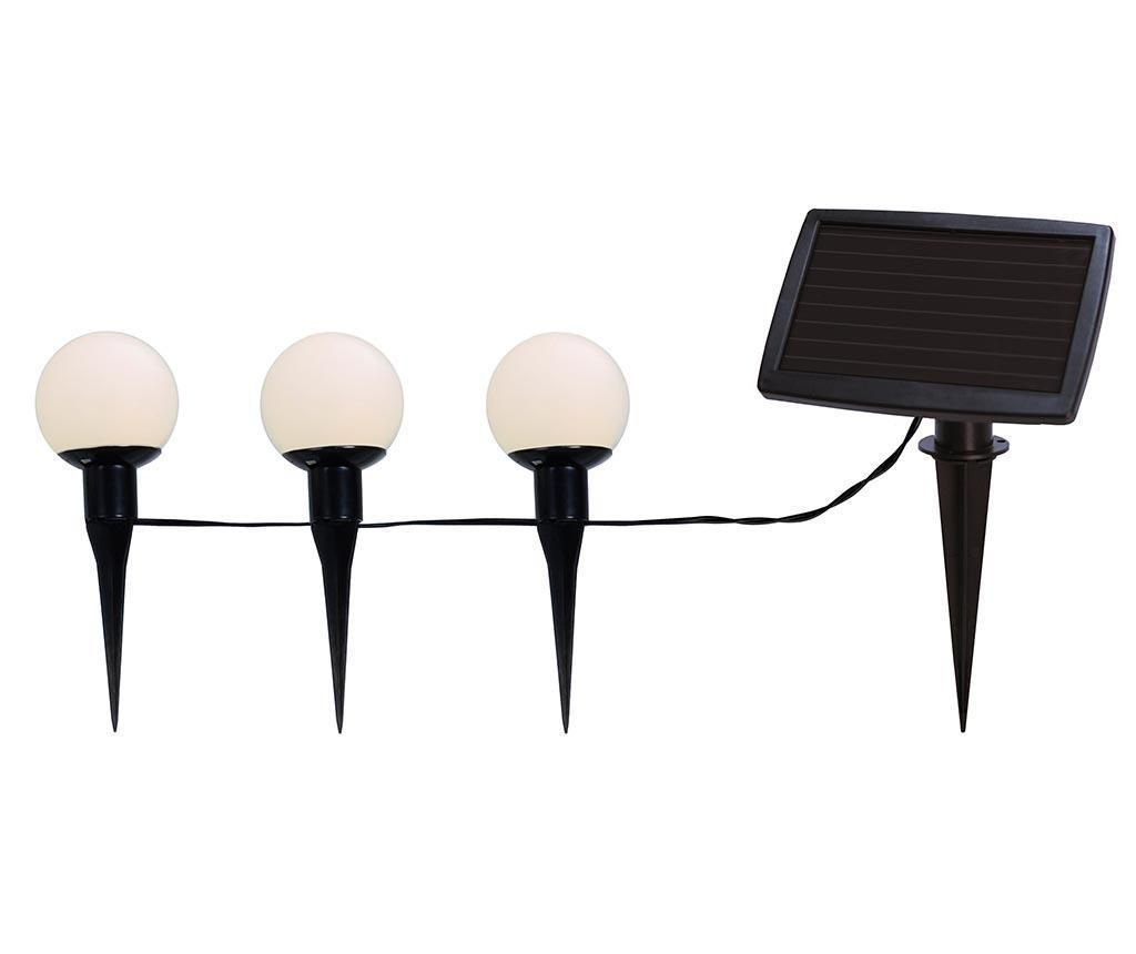 Ghirlanda luminoasa solara Lightchain Combo