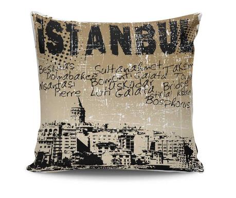 Διακοσμητικό μαξιλάρι Istanbul Memory 45x45 cm