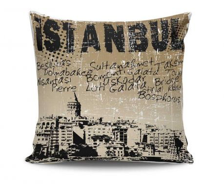 Perna decorativa Istanbul Memory 45x45 cm