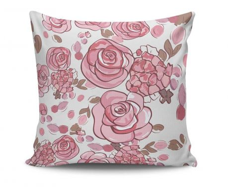Ukrasni jastuk Mozelle Roses 45x45 cm