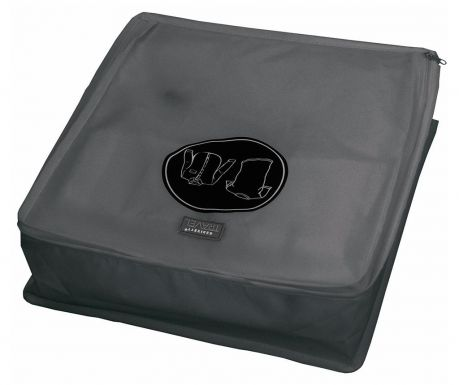Storage cover for traveling Travel Dark Grey