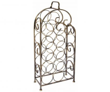 Suport pentru sticle Iron Gate